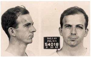 Oswald mug shot